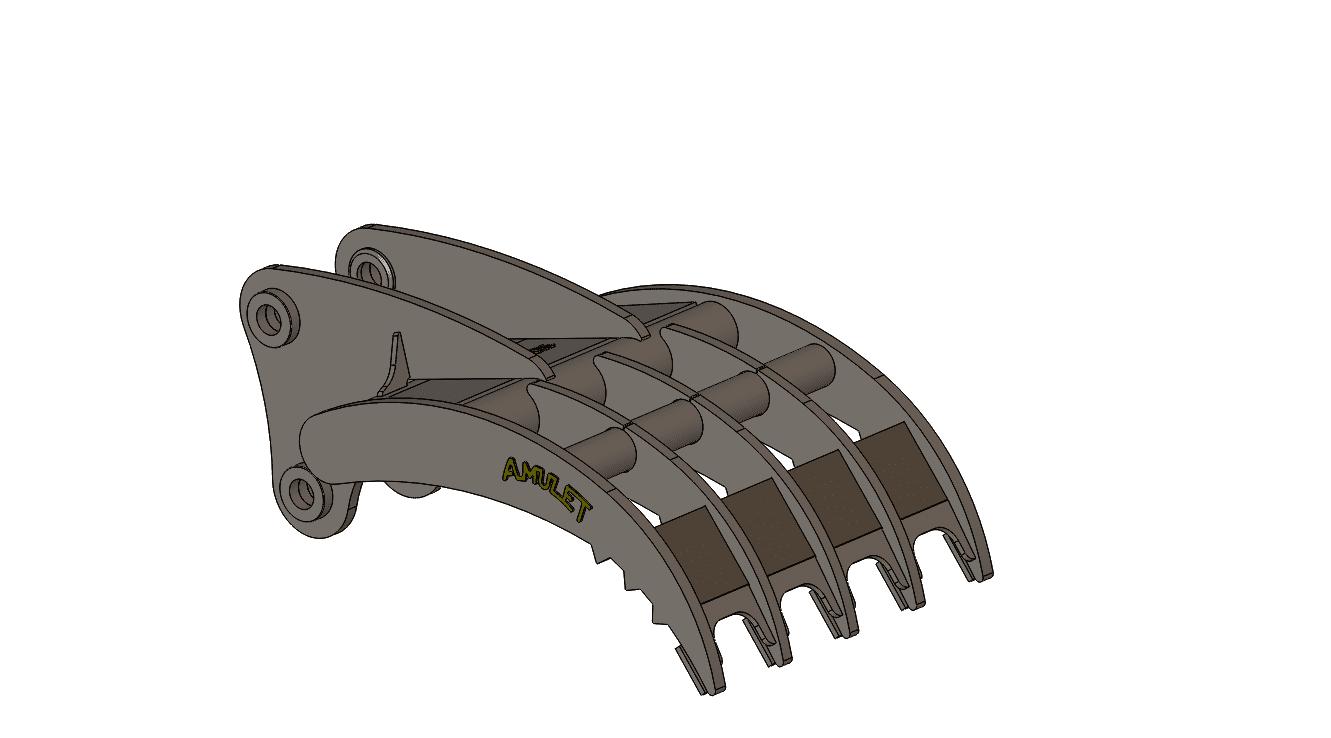 benne di varie tipologie forche bilancini ed a ltri attrezzi di uso comune  Rake1